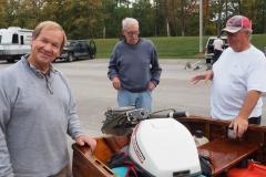 Bob K, John R and Bob J