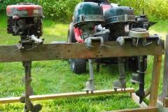 Just a few of Jacks motors for sale
