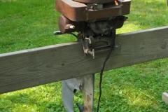 Elto or Evinrude rowboat motor