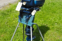 1958 Evinrude Fastwin 18 Electric