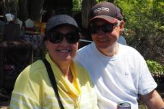 Leslie and Bob