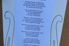 Joan's poem